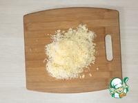 Треугольнички из лаваша с сыром