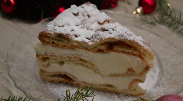 Торт «Эклер» , пошаговый рецепт с фото