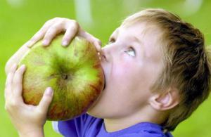 Яблука, як виявилось, допомагають при порушенні роботи вестибулярного апарату