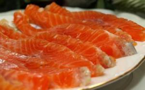Употребление суши может привести к пищевому отравлению