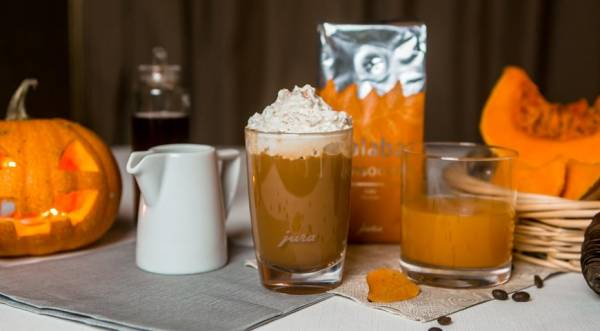 Кофе Тыква-таква, пошаговый рецепт с фото