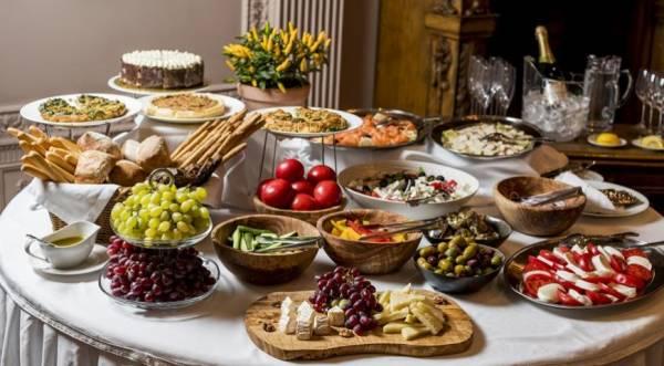 Остаемся бранчевать: воскресные обеды в итальянских ресторанах