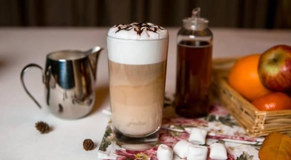 Кофе Зефирный Джо , пошаговый рецепт с фото