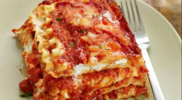 Лазанья из теплой Италии, пошаговый рецепт с фото