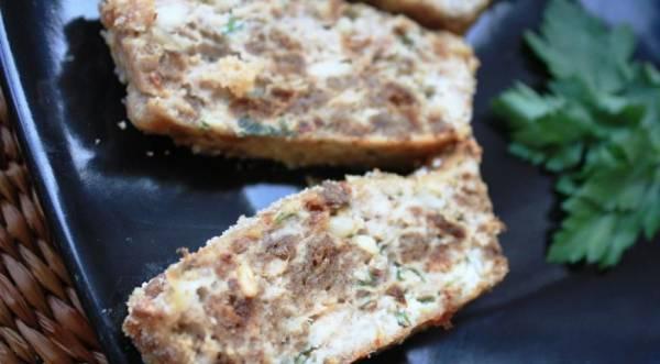 Террин с кедровыми орешками, пошаговый рецепт с фото