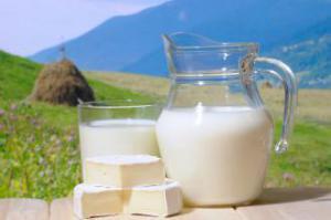 Можно ли пить молоко на ночь на диете