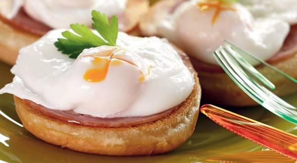 Яйца бенедикт, пошаговый рецепт с фото