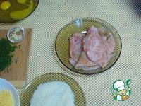 Куриные рулеты к праздничному столу