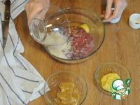 Фрикадельки в медово-горчичном соусе