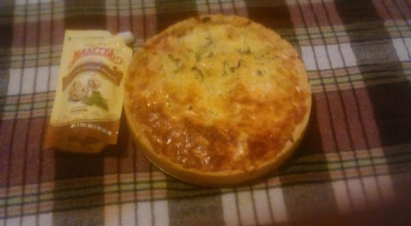Киш с курицей и картошкой, пошаговый рецепт с фото