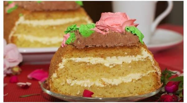 Торт Сказка, пошаговый рецепт с фото