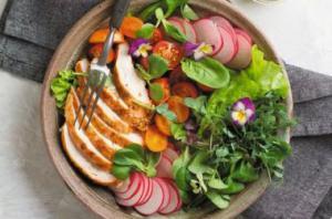 Семь правил здоровой еды