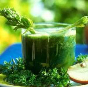 Зеленые овощи помогут перенести физические нагрузки и нехватку кислорода