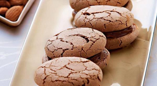 Миндальное печенье «Опера», пошаговый рецепт с фото