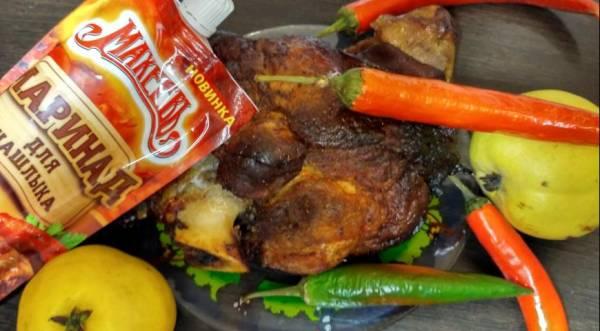 Свинная рулька в духовке, пошаговый рецепт с фото