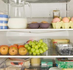 Как нужно хранить продукты питания