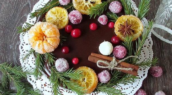 Муссовый торт «Черный лес», пошаговый рецепт с фото