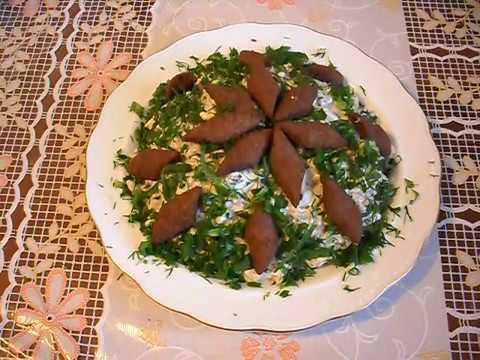 Шикарный салат из двух баночек