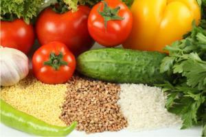 Вегетарианская диета — минус 7 кг за 1 неделю