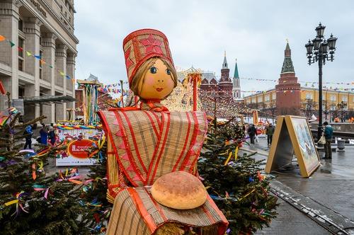 """В столице пройдет фестиваль """"Московская Масленица"""""""