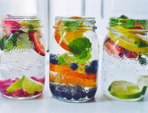 Как сделать воду вкуснее и полезнее