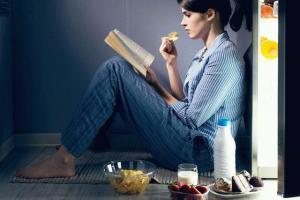 Отказ от еды по вечерам грозит желчнокаменной болезнью