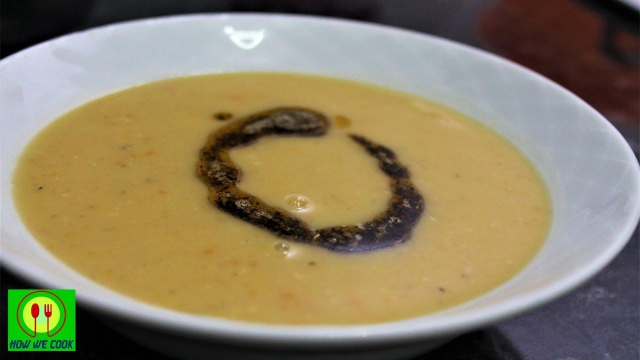 Суп из чечевицы классический рецепт