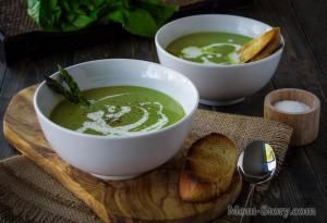 Диетический крем-суп