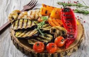Овощи на гриле: лучшие рецепты для пикника