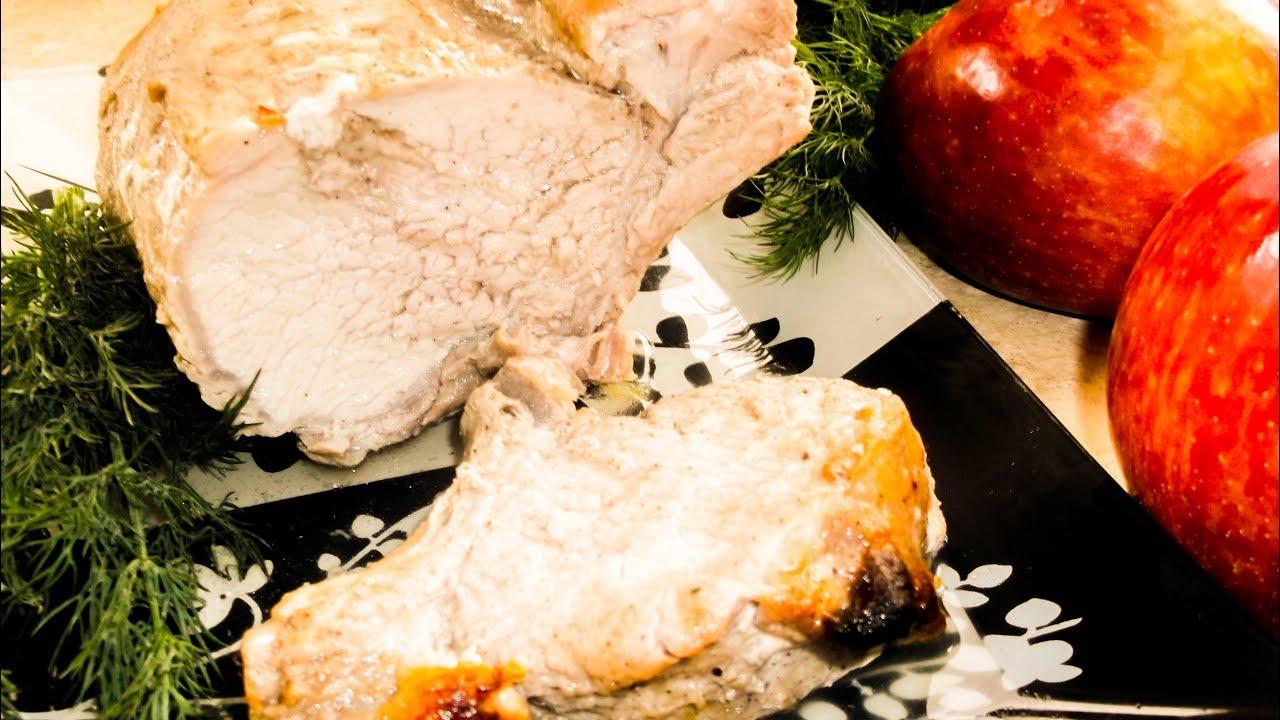 Свинина запечённая в духовке