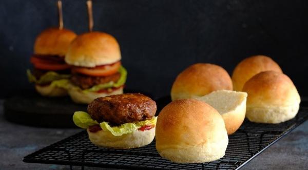 Картофельные булки длябургеров отМаркаСинклера