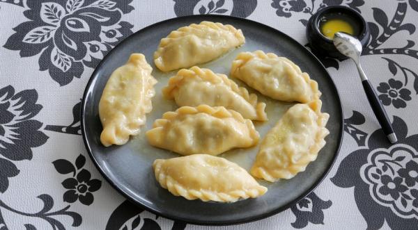 Вареные пирожки с мясом по-мордовски (сывелень прякинеть/сиволень пяряканят)